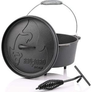 Bbq-Toro Campfire Bread Dutch Oven