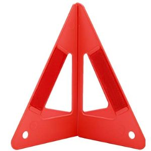 Triangle Stop Sign