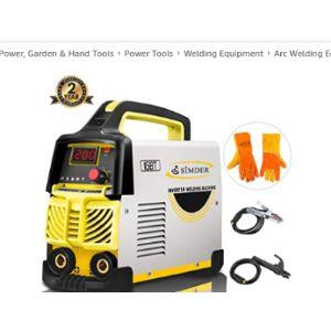 Simder Cost Welding Equipment