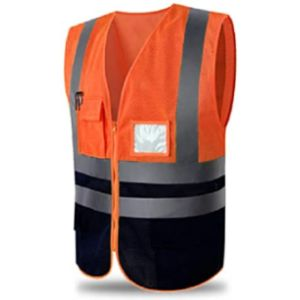 Hycoprot Blue Mesh Safety Vest