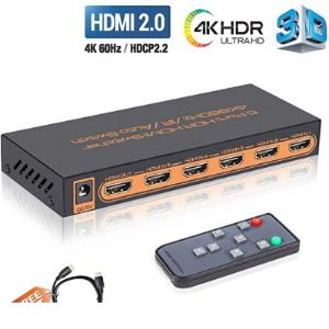 Sense Hdmi Switch 4K Support