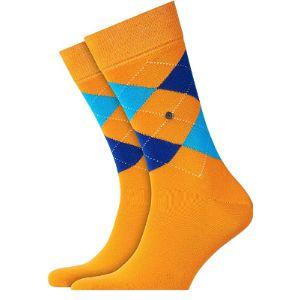 Burlington Orange Sock