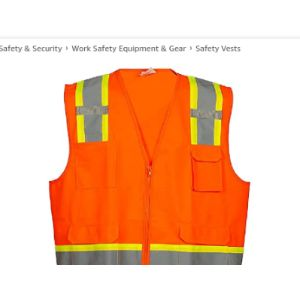 Just In Trend Heavy Duty Safety Vest