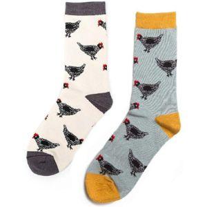 Lilyrosa Chicken Sock