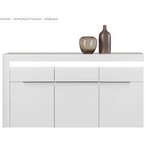Lancashire Furniture Light Sideboard