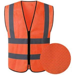 Hycoprot Orange Mesh Safety Vest
