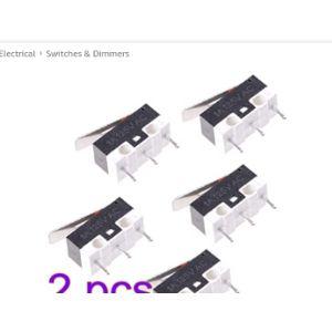Hemobllo Lever Type Limit Switch