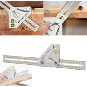 Shi Ran Carpentry Angle Measuring Tool
