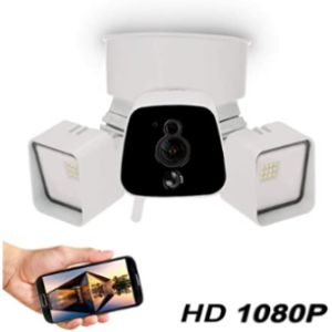 Floodlight Wireless Security Camera