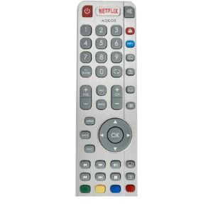 Vinabty Rf Tv Remote Control
