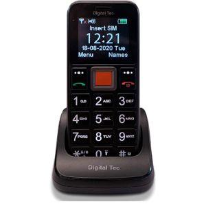 Digital Tec Emergency Button Mobile Phone