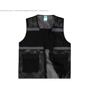 Asnvvbhz Reflective Vest Personalized Safety Vest