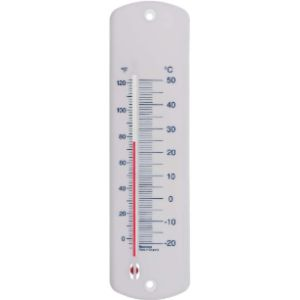 Brannan Large Outdoor Tube Thermometer