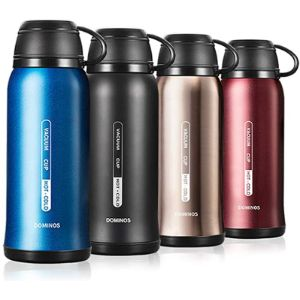 Y·J&H Stainless Steel Drinking Flask