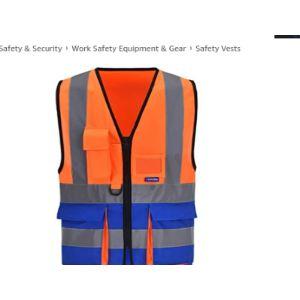 Visit The Aykrm Store X Back Safety Vest