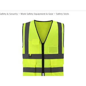 Visit The Aykrm Store Class 2 High Visibility Vest