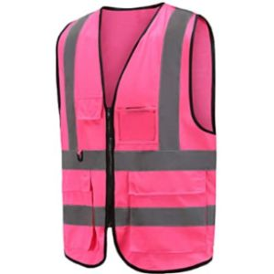 Visit The Aykrm Store High Visibility Vest With Logo