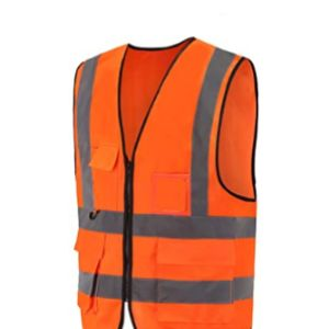 Aykrm Safety Sign Hi Vis Vest