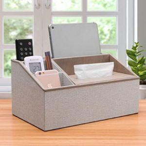 Beigoo Remote Control Organizer Box