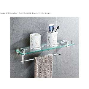 Wsgyx Corner Mirror Shelf