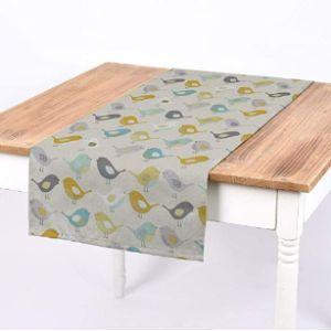 Schöner Leben. Bird Table Runner