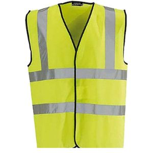 Visit The Real Life Fashion Ltd Store Tape Safety Vest With Reflective