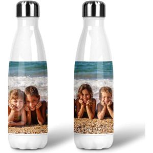 Red Snapper Photo Custom Stainless Steel Water Bottle