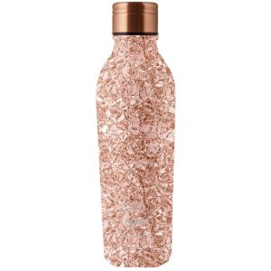 Root7 Rose Gold Stainless Steel Water Bottle