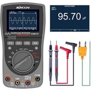 Kkmoon Digital Multimeter Oscilloscope