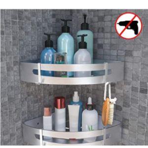Magicfun Storage Corner Shelf