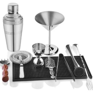 Dywmixer Retro Cocktail Shaker Set