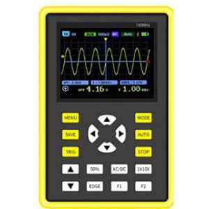 Ccfoud Sampling Rate Digital Oscilloscope
