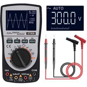 Vislone Digital Multimeter Oscilloscope
