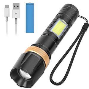 Cob Flashlight
