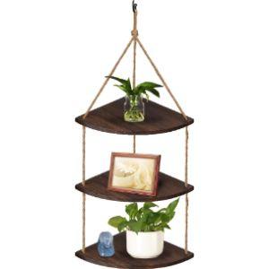 Tj.Moree Corner Shelf Hanging
