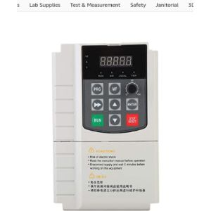 Visit The Garosa Store Inverter Motor Controller