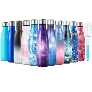 Hgdgears Cage Stainless Steel Water Bottle