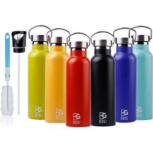 Bogi Double Wall Vacuum Water Bottle