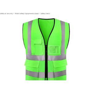 Zsif Safety Utility Vest