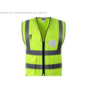 Zsif Level 3 Safety Vest