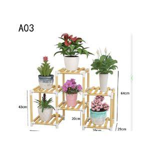 Fuyy Corner Garden Shelf