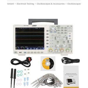 Acogedor Digital Oscilloscope 4 Channel