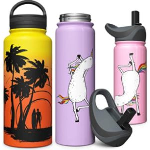 Involve & Evolve Lightweight Insulated Water Bottle