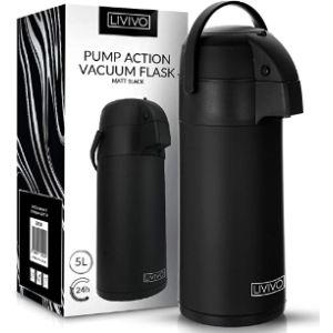 Livivo Lemon Juice Stainless Steel Water Bottle