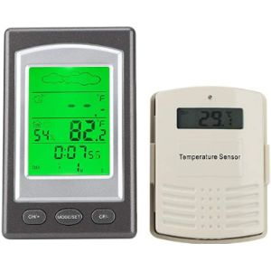 Zerone Outdoor Led Thermometer