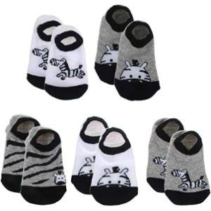 Bassk Zebra Sock