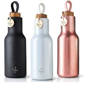 Nicha Milieu Stainless Steel Water Bottle Filter