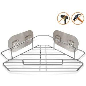 Anliote Stainless Steel Corner Shelf Kitchen