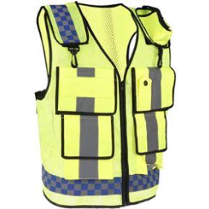 H Hilabee Ansi Reflective Safety Vest