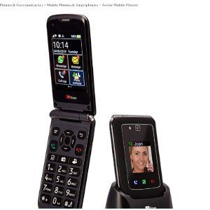 Ttfone Touch Screen Flip Phone